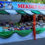 Mekdep bazarlary halka hyzmat etmäge başlady