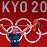 Туркменистан завоевал первую олимпийскую медаль