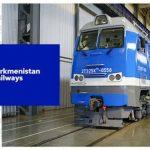 Türkmenistana dizel teplowozlary iberildi